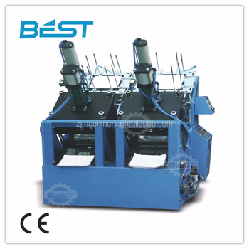 Wholesale paper dish machine suitable for the production of paper plates in the production line