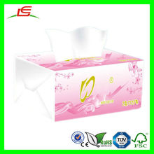 D009 Novelty Design Paper Made Car Tissue Box