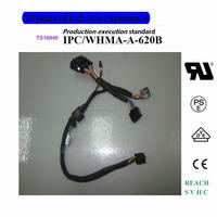 Automobile internal signal (Crimping+assembly) headlight wire harness