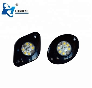 Emergency Vehicle LED Hideaway/Surface Mount Strobe Warning Light/led hide away warning strobe lightkit