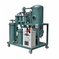 Zhongneng hydraulic oil filtration machine with vacuum