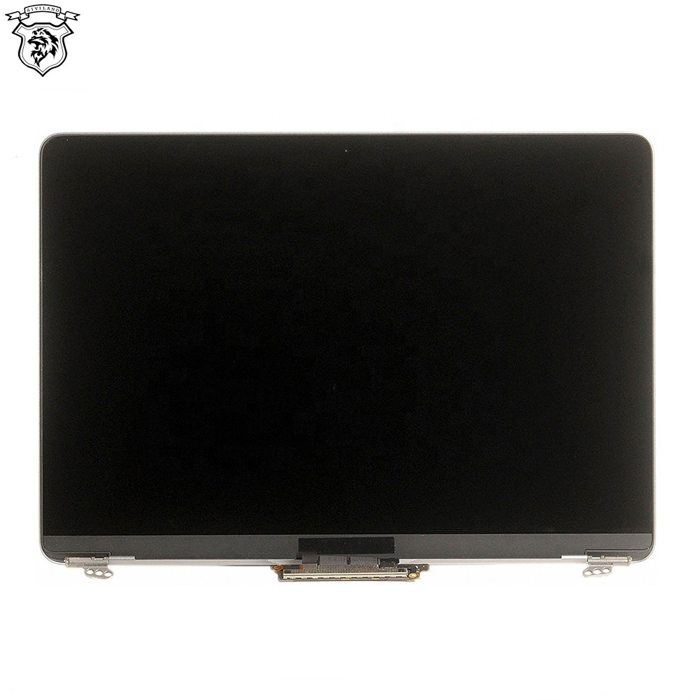 Original Brand New Grey Color Laptop A1534 LCD Assembly 2015 For Macbook Retina12' A1534 Complete LCD Screen Display