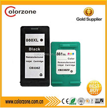 compatible ink cartridge for hp 860/861