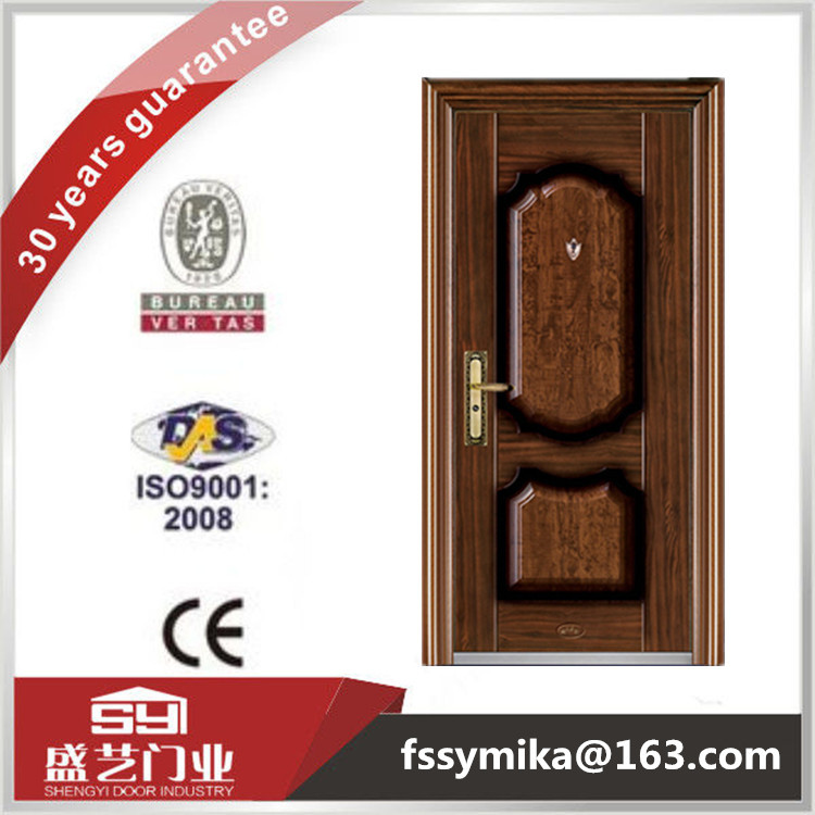 New Producst House Gate Designs Steel Security Door For Exterior