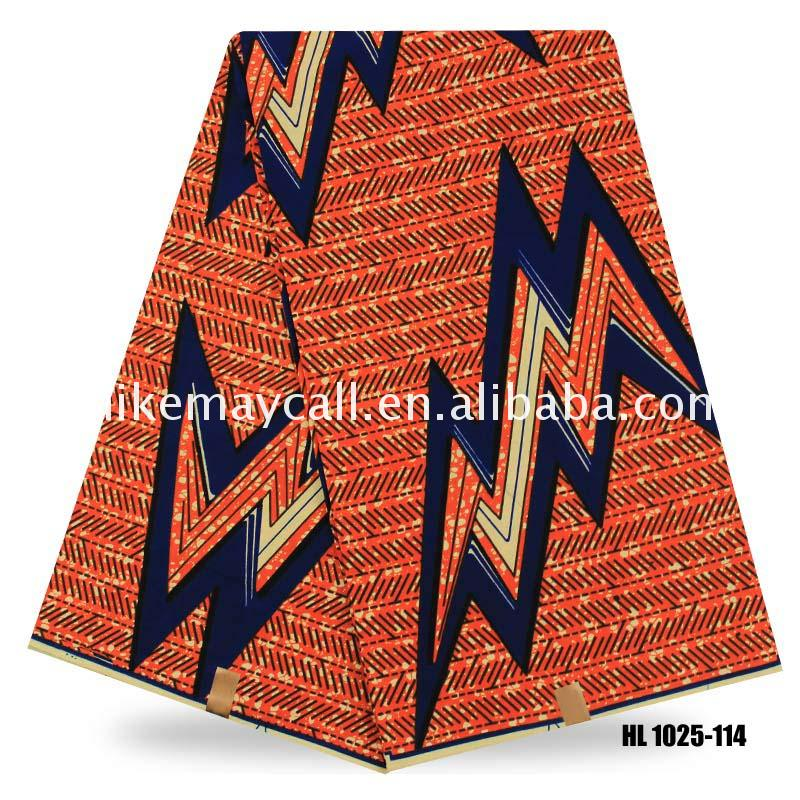 african two piece 2018 desgin wax fabric textile