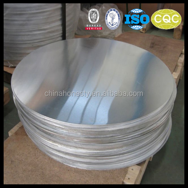 aluminum circle plate A1100 quarter hard with best price