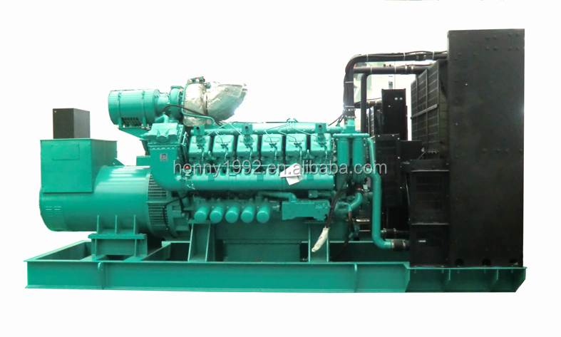 Hot Product 1100kva Googol Power Diesel Generator set for sale