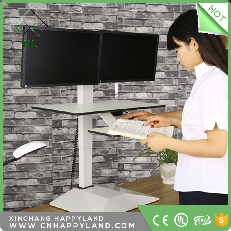 Adjustable Desktop,Height Adjustable Desk Riser,Electronic Standing Desk Legs