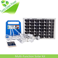 2016 Portable Solar Kits with MP3 Player and Memory Card to Play,4m Cable with Switch and Socket