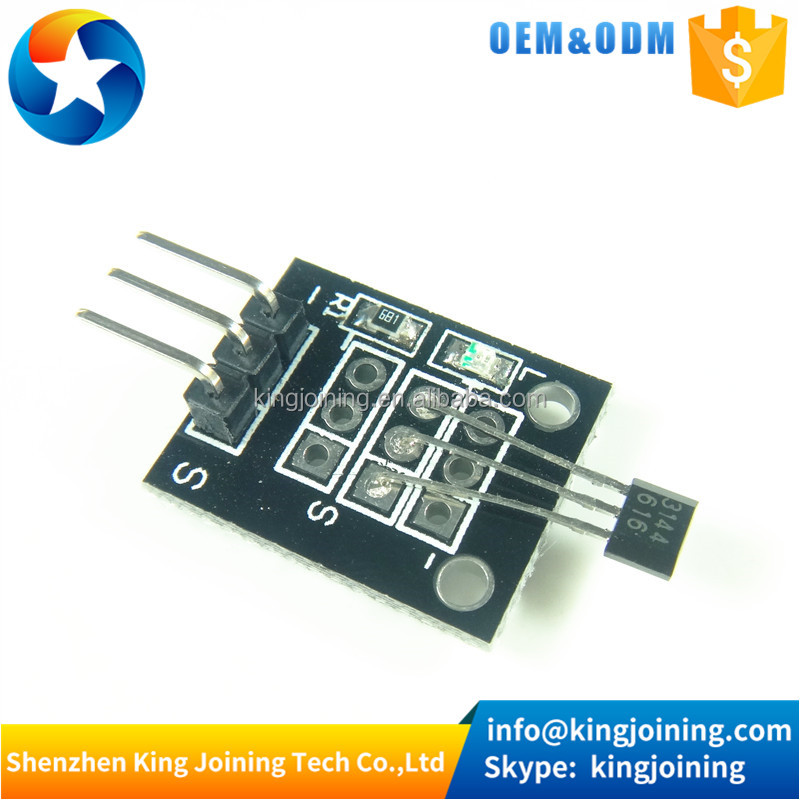 KY-003 Hall Magnetic Sensor Module for Arduin AVR PIC KY003