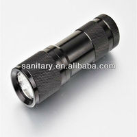 6 Led Aluminum Flashlight