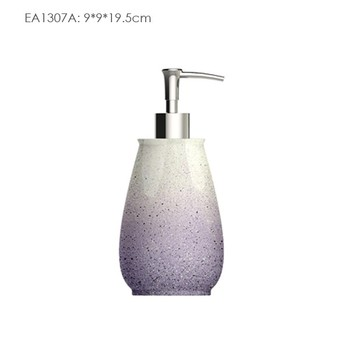 Automatic liquid concrete/cement soap dispenser