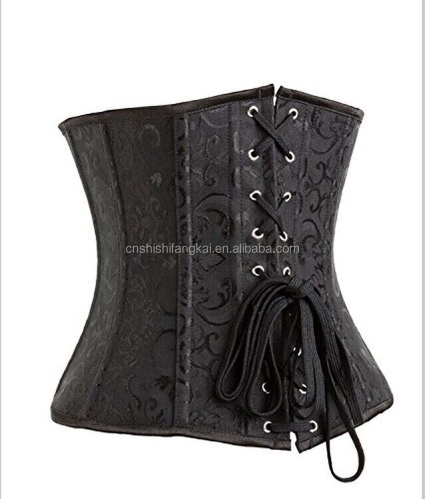 Women's Floral Gothic Lolita Corset factory manufactory manufacturer small MOQ no MOQ in stock corset