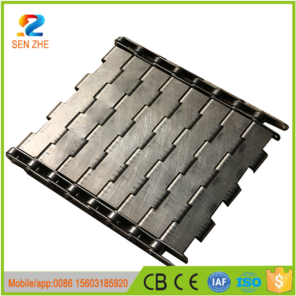 conventional turn curve stainless steel food industry belt conveyor for vaccum furnace