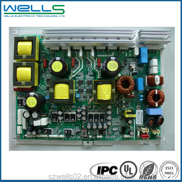 Good price pcb assembly,pcb manufacturer for CCTV Camera circuit board