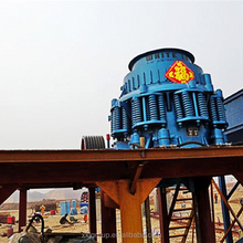 hot sale professional new condition gyradisc marble powder cone crusher