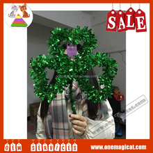 Hot Sales New Design Fashion Ireland Style Novelty Shamrock Ornament