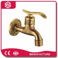 wall mount laundry wash basin faucet single tap faucet cold water