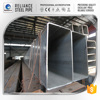 HOT ROLLED ERW BLACK SQUARE AND RECTANGULAR STEEL PIPE