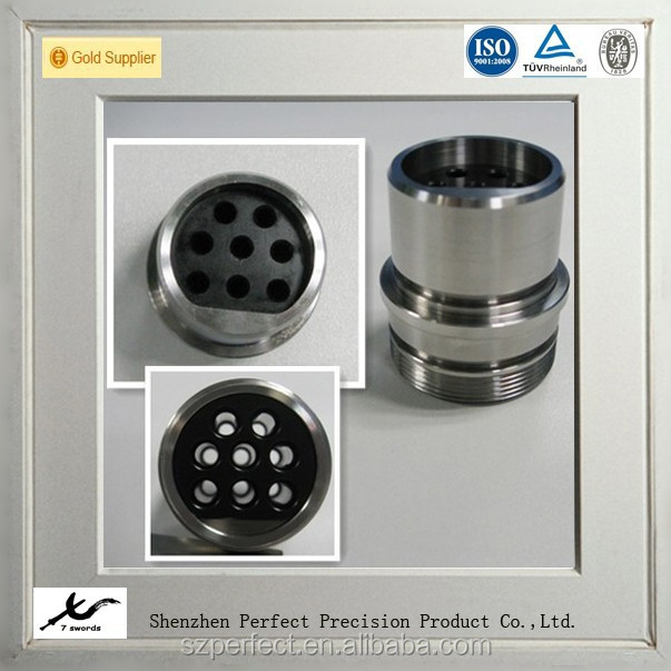 Mechanical & Fabrication Services Stainless Steel CNC Machined Parts