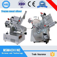The latest frozen beef slicer