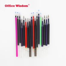 the manufacture wholesale ball-point pen refills, gel ink pen refill, and do OEM for any specification refills