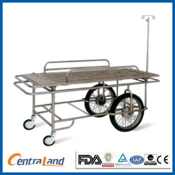 S.S Stretcher Trolley