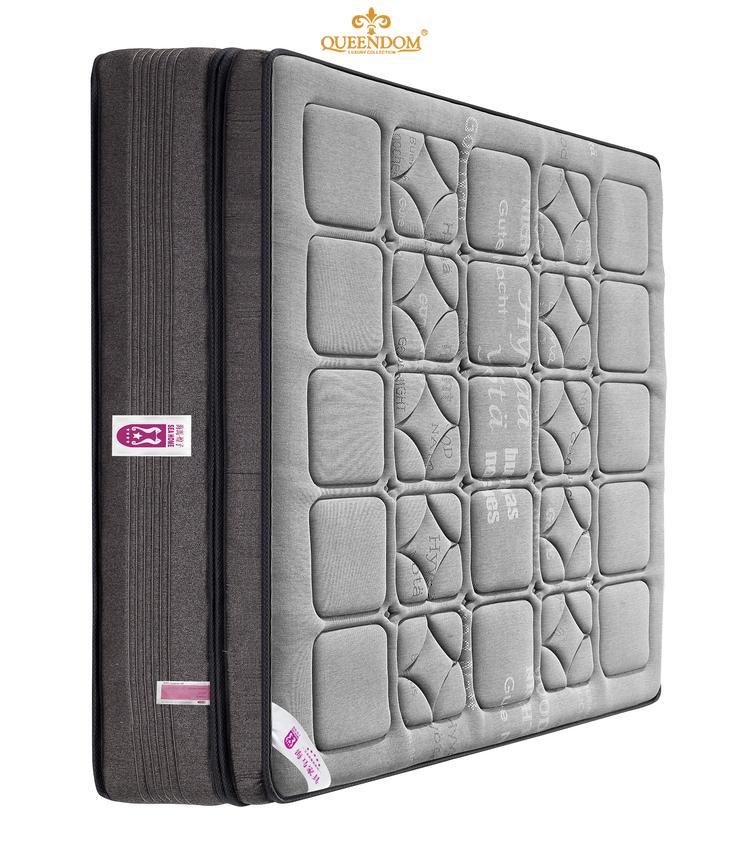 Polyester fabric spike hammock mattress viscoelastic pillow at 18 cm height - Jozy Mattress | Jozy.net