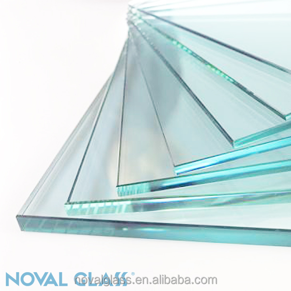 3mm 4mm 5mm 6mm 8mm Clear Plain Glass Sheet , 8mm plain glass