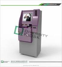 ticket box safe parking system wifi vending kiosk machine
