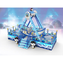 Kiddy Amusement Park Ride Pirate Ship For Sale