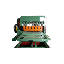 Expanded Metal Rib Lath Machine For Plaster Backing