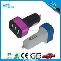 quick charge 2.0 car charger 9V 2A car charger 18W car charger