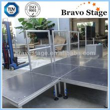 Movable Stage And Dance Floor Modular Stage System