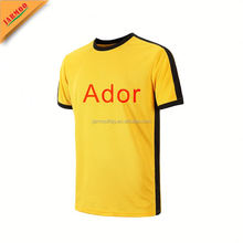 Free design sports fans men clothes 2016 t-shirt for sports team