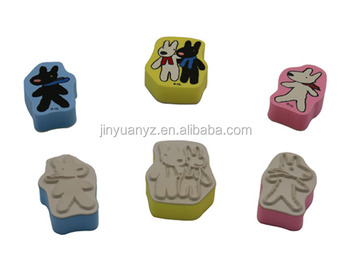 China factory EVA STAMP or foam stamp for kids
