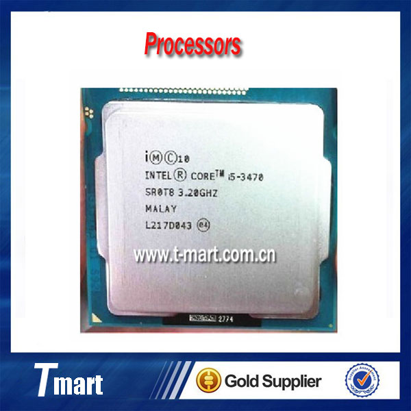 100% working Laptop Processors for intel i5-3470 CPU,Fully tested.