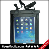 Black Long Life Waterproof Dirt Proof Pouch Bag Case Sleeve for iPad Air