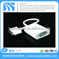 vga to 30 pin cables for ipad to vga converter adapter