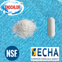 drinking water disinfectant plastic film calcium hypochlorite 65% 300g stick