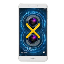 Hot sell same day shipping Huawei Honor 6X, 4GB+32GB Fingerprint Identification Dual SIM, 5.5 inch Android 6.0 4G phone