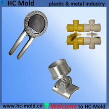 customized plastic and metal product CNC machining and injection molding