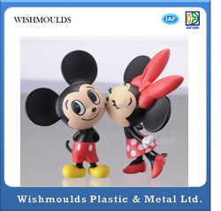 High quality customized plastic Mickey mouse toy for kids mould manufacturer