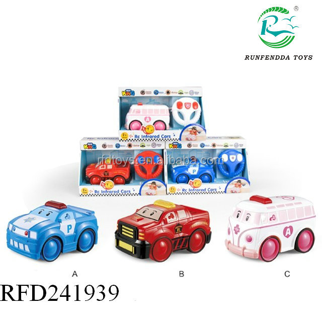 Children lovely mini remote control infrared rc car