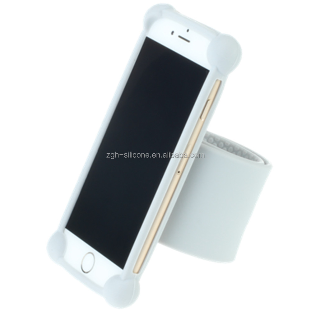 Custom Design Silicone Sport Armband Phone Case