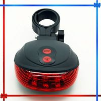 GIFT168 taillight bicycle safty light