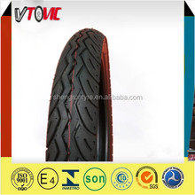 3.00-17 High Quality Tubeless Motorcycle Tire for Africa and South America (own factory )