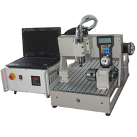 mini cnc router wood engraving machine/wood laser engraving machine