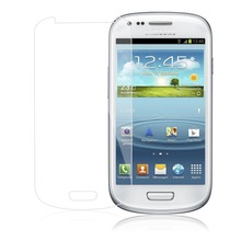In Stock Tempered glass anti-scratch screen protector for Samsung Galaxy S3 mini I8190