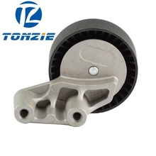 Auto Crank Mechanism 11287574834 Drive Timing Belt Tensioner Pulley For N62